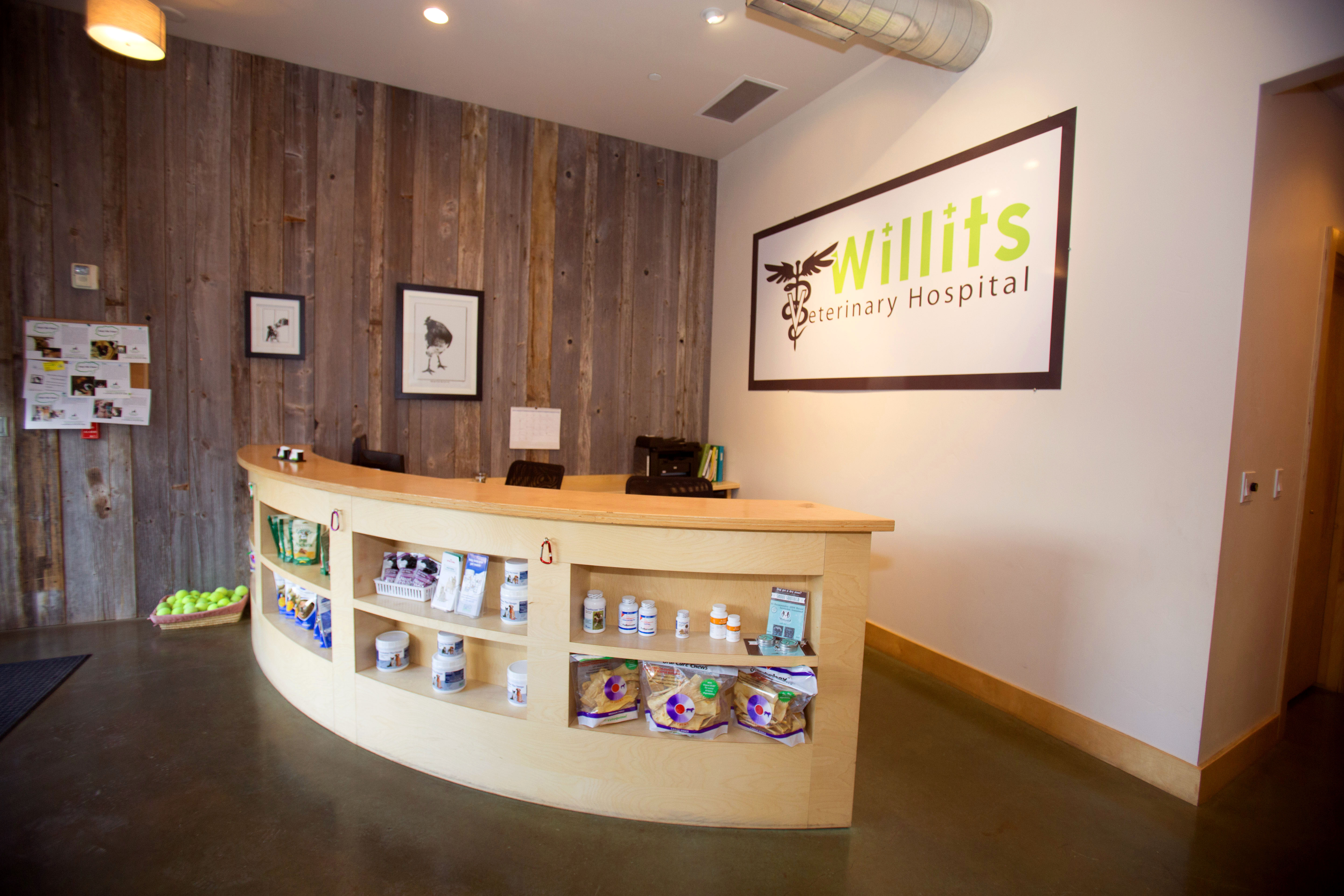 Red House Architecture Willits Veterinary Clinic - Red House ...